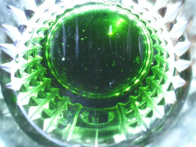 緑でしょ。
